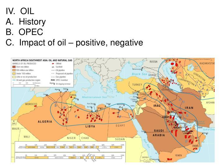 IV.  OIL