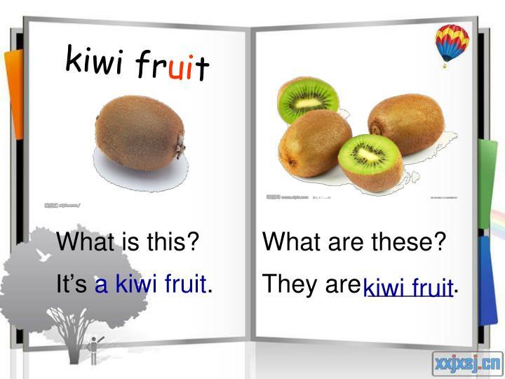 kiwi fr