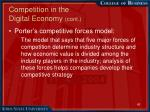 competition in the digital economy cont1