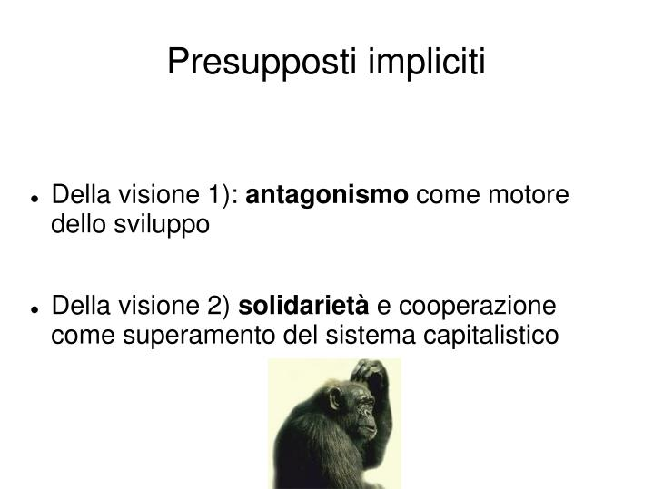 Presupposti impliciti