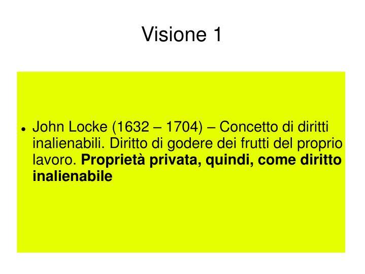 Visione 1