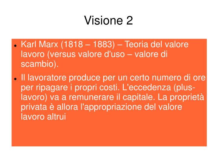 Visione 2