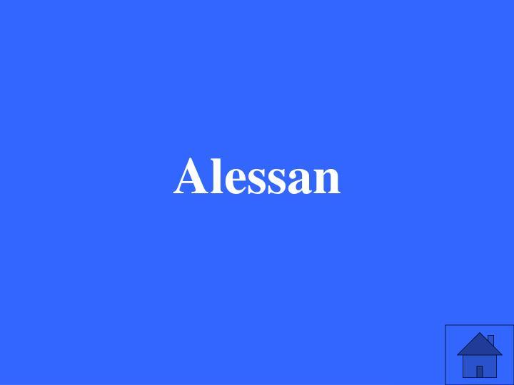 Alessan