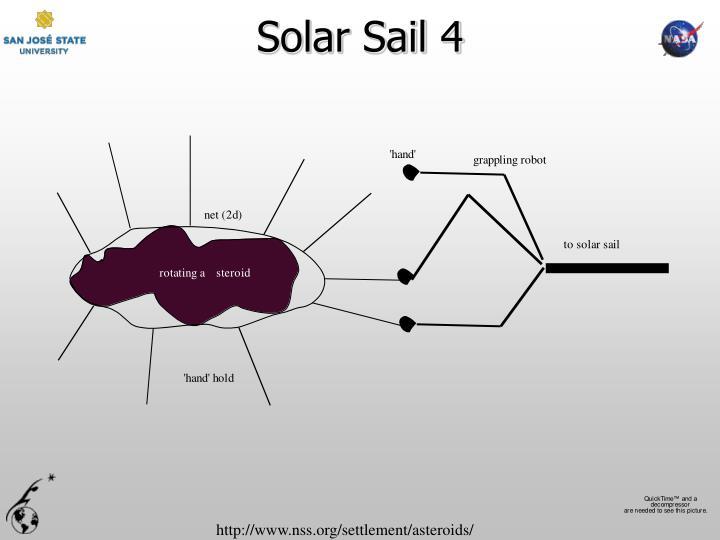 Solar Sail 4