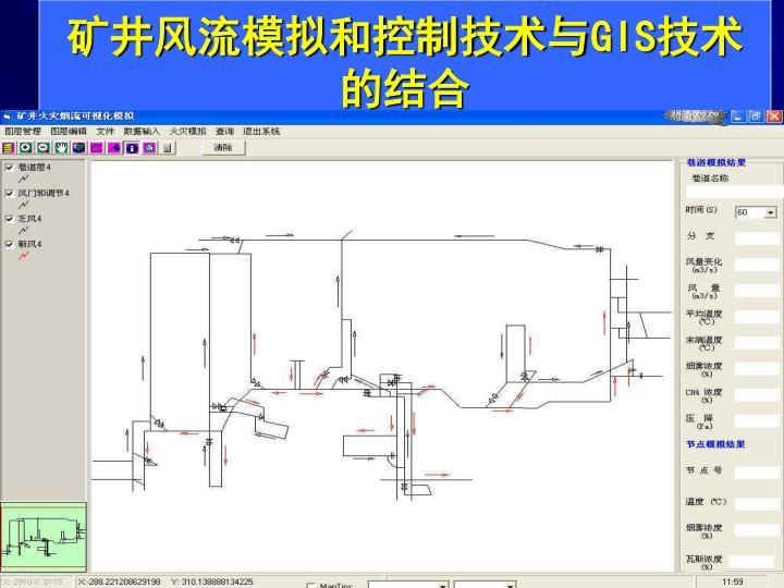 矿井风流模拟和控制技术与