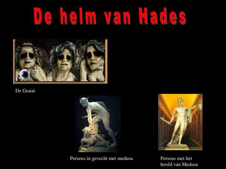 De helm van Hades