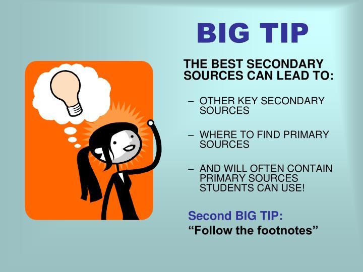 BIG TIP