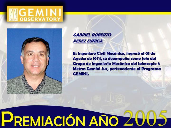 GABRIEL ROBERTO