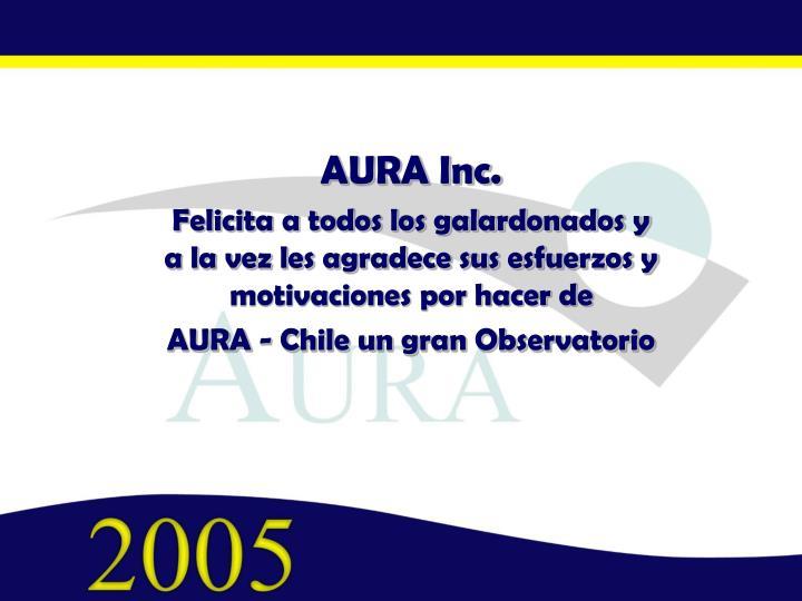 AURA Inc.
