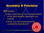 accuracy precision1