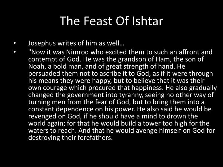 Josephus writes of him as well…