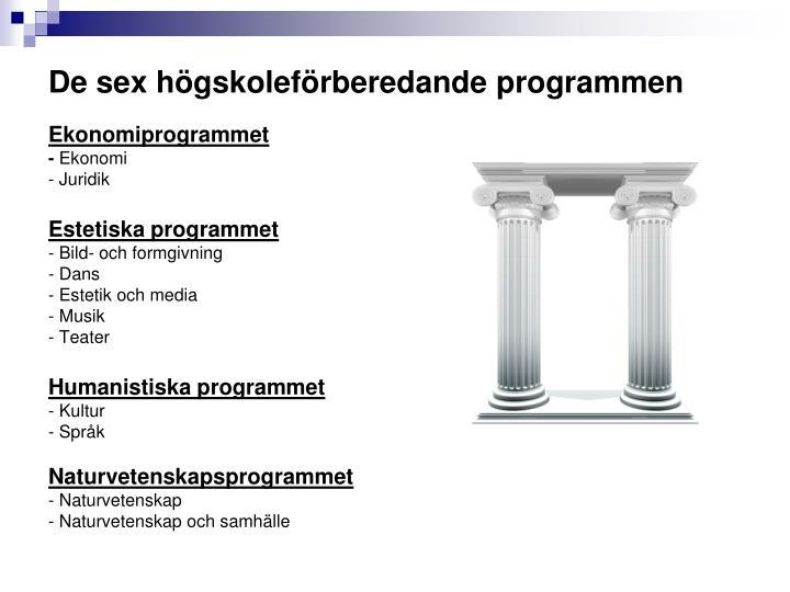 Ekonomiprogrammet