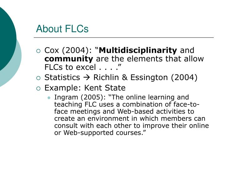 About FLCs