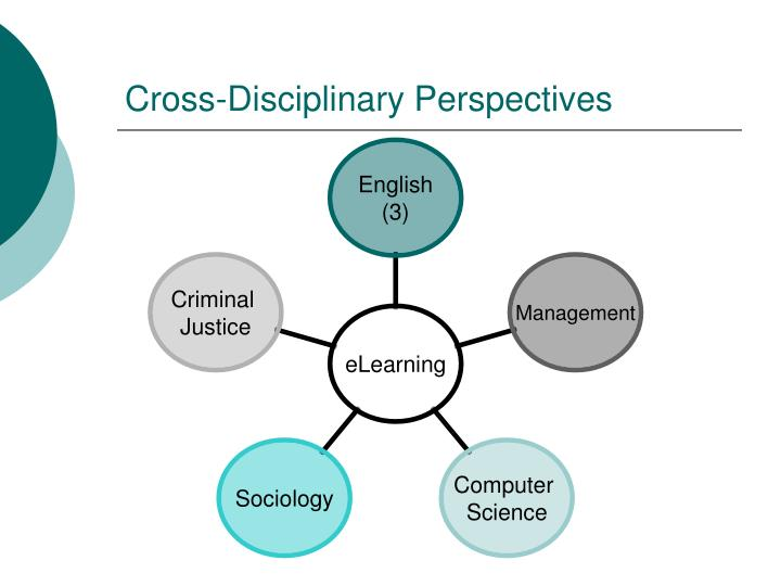 Cross-Disciplinary Perspectives