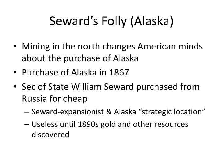 Seward's Folly (Alaska)