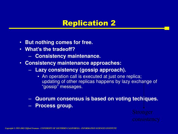 Replication 2