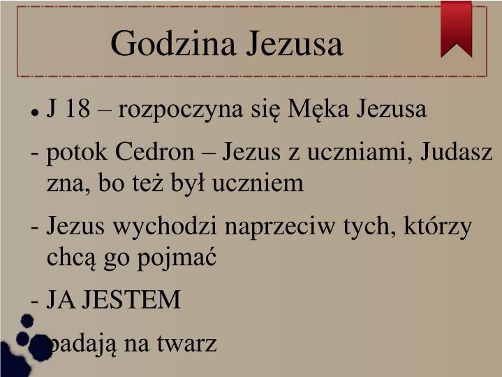 Godzina Jezusa