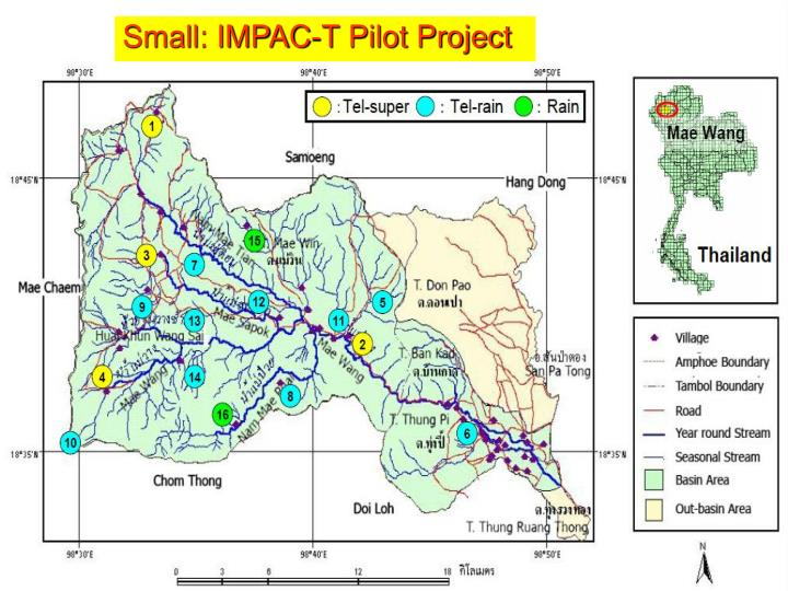 Small: IMPAC-T Pilot Project