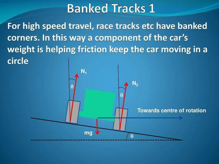 For high speed travel, race tracks etc have banked corners. In this way a component of the car's weight is helping friction keep the car moving in a circle