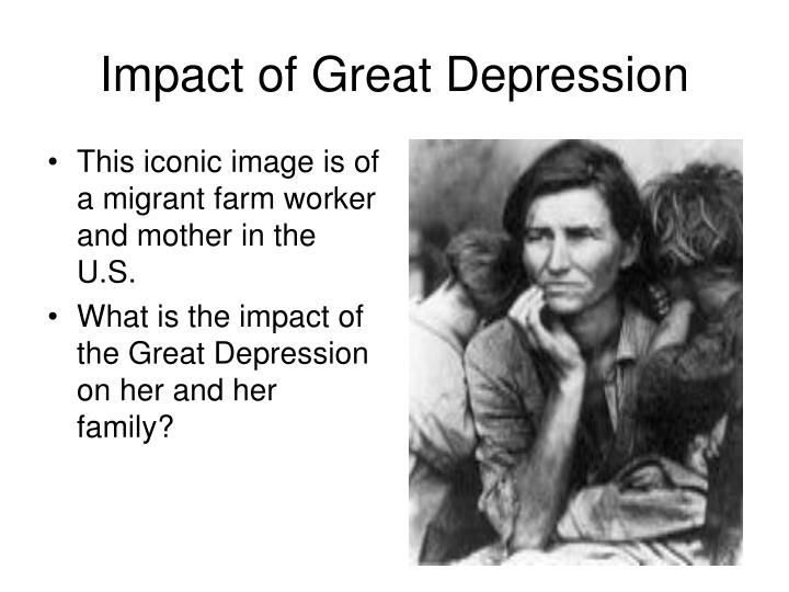 the great depressions impact on hollywood The problems of the great depression affected virtually every group of americans no group was harder hit than african americans, however by 1932, approximately half.