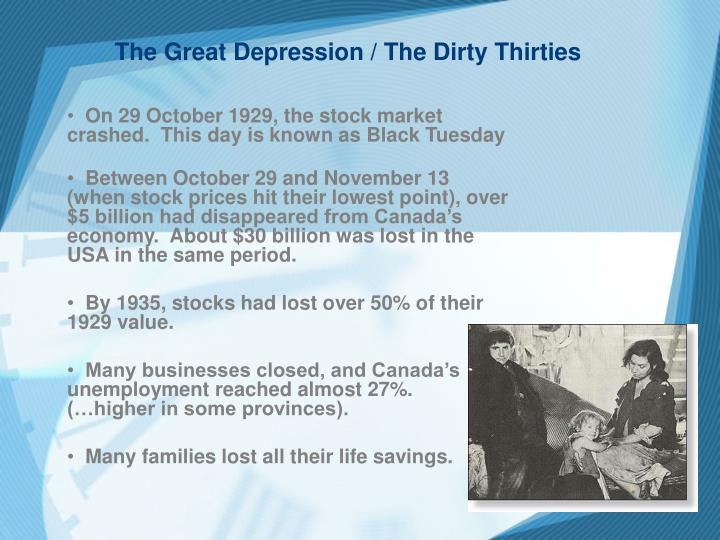 a photo essay on the great depression The timeline of the great depression was from august 1929 to june 1938, almost 10 years the economy started to shrink in august, months before the stock market crash in october it began growing again in 1938, but unemployment remained above 10 percent until 1941 that's when the united states.