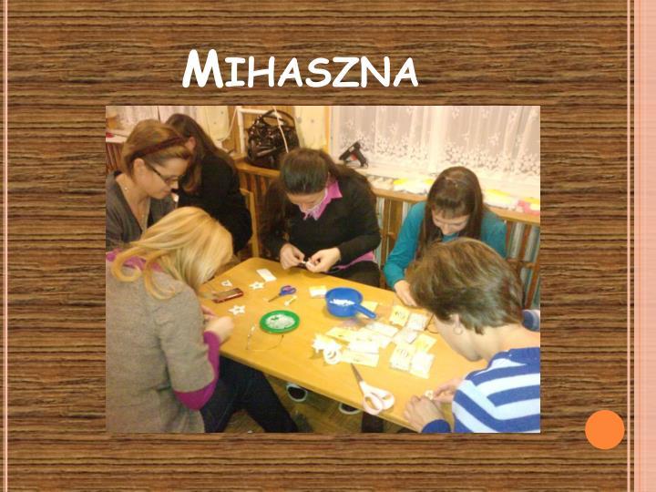 Mihaszna
