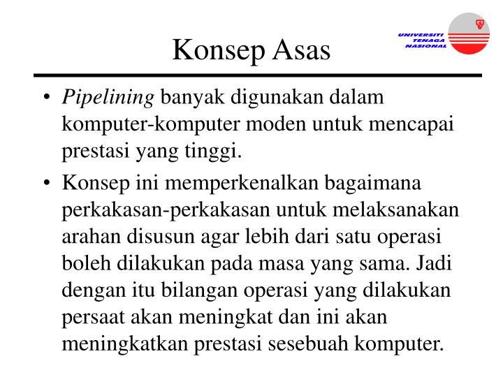 Konsep Asas