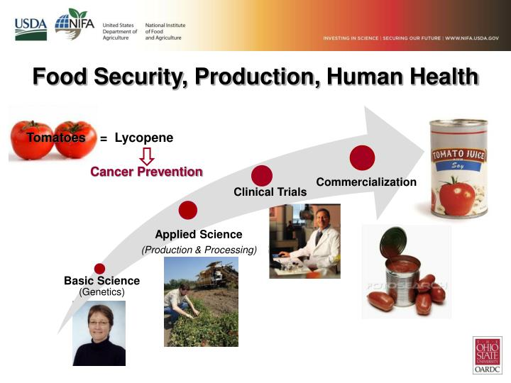 Food Security, Production,