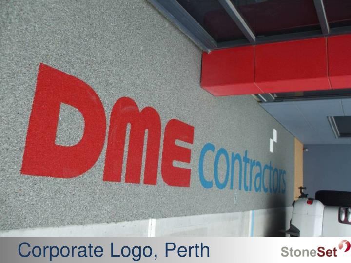 Corporate Logo, Perth