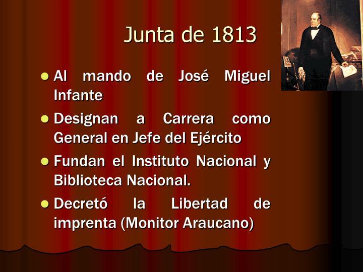 Junta de 1813