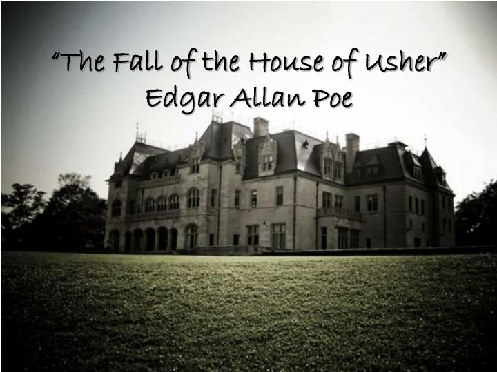 fall of the house of usher essays