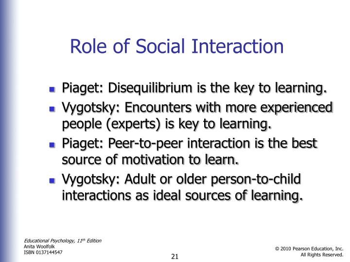 Role of Social Interaction