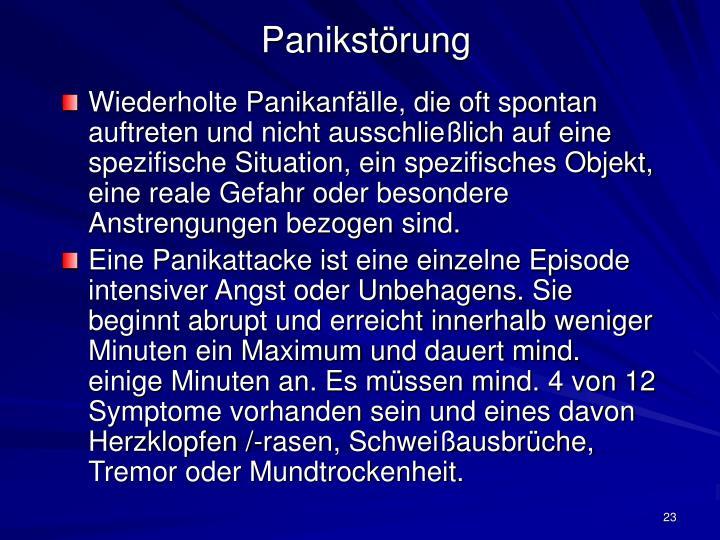 Platzangst, Agoraphobie, Angststörung, Panikattacken
