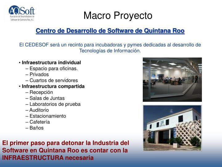 Macro Proyecto