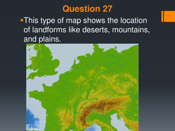 Question 27