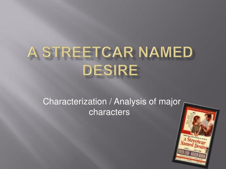 streetcar named desire blanche character analysisoverview