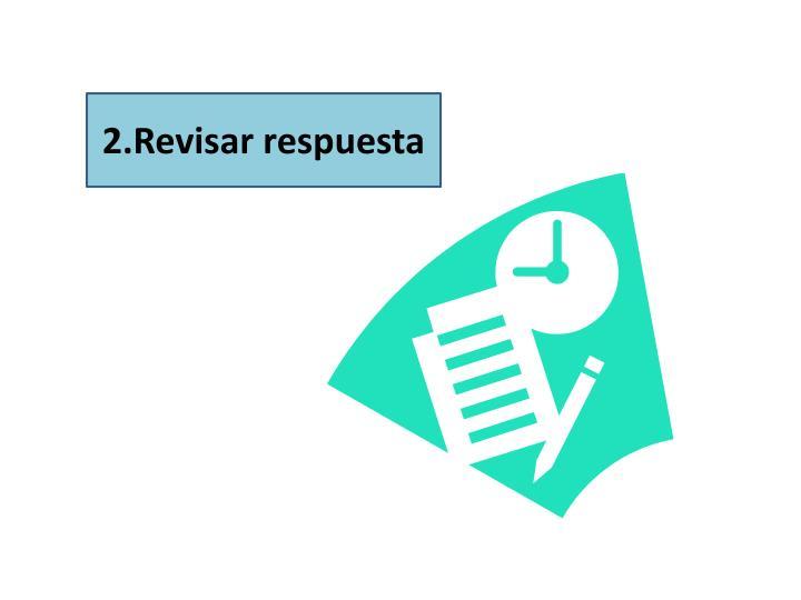 2.Revisar