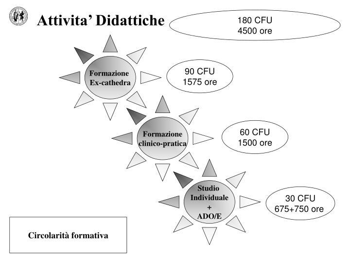 Attivita' Didattiche