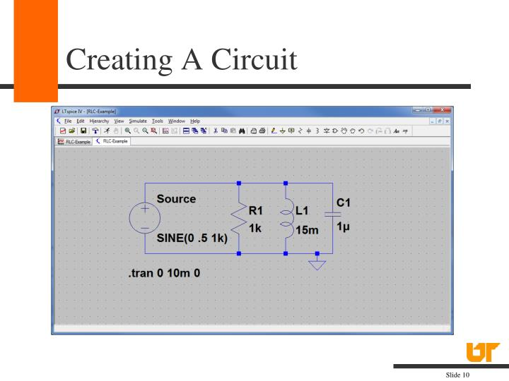 Creating A Circuit