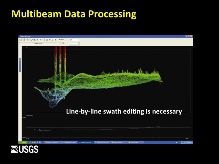 Multibeam Data Processing