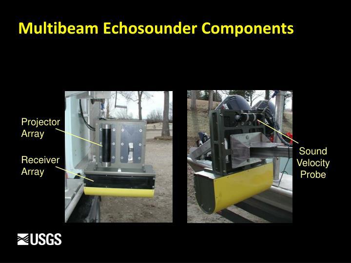 Multibeam Echosounder Components