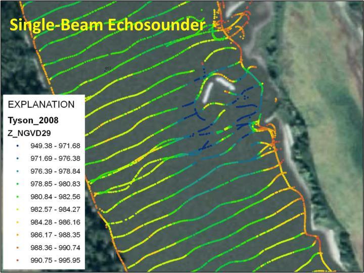 Single-Beam Echosounder
