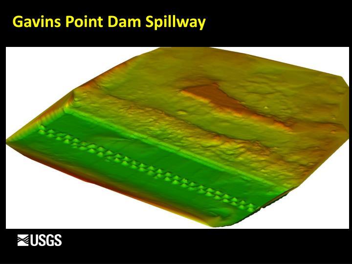 Gavins Point Dam Spillway