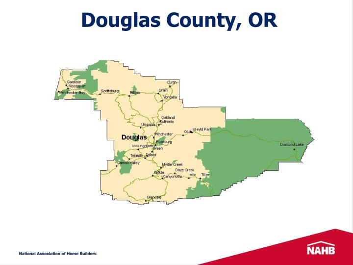 Douglas County, OR