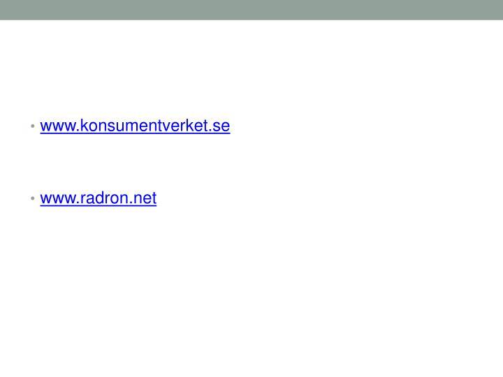 www.konsumentverket.se