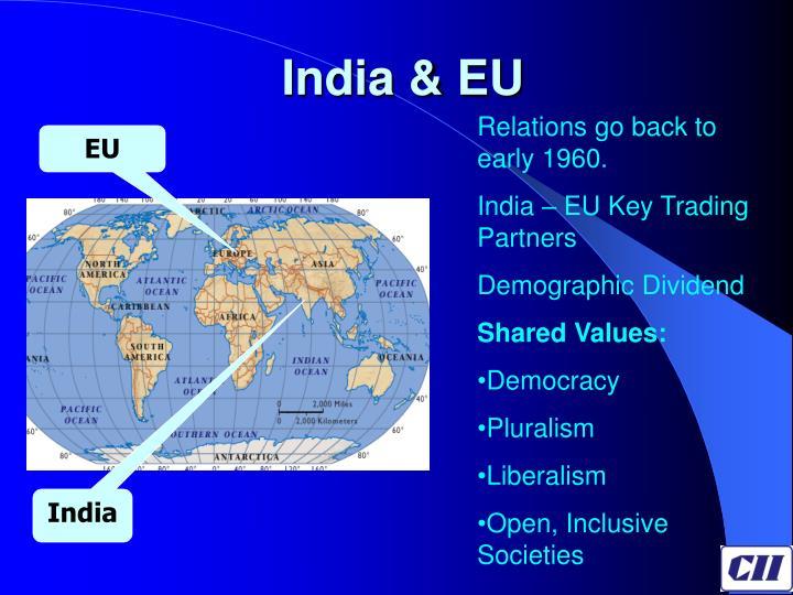 India & EU