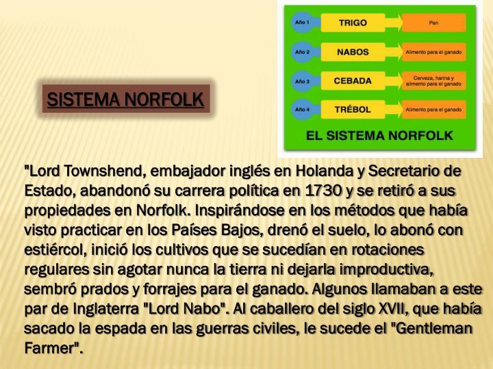 SISTEMA NORFOLK