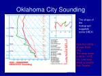 oklahoma city sounding