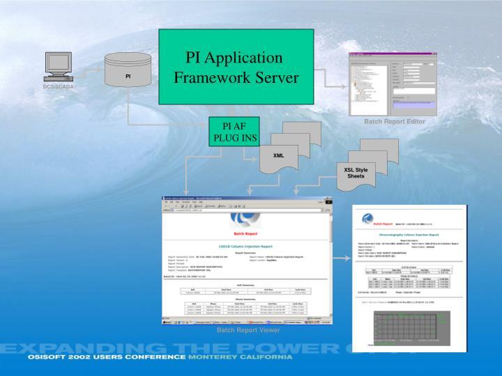 PI Application