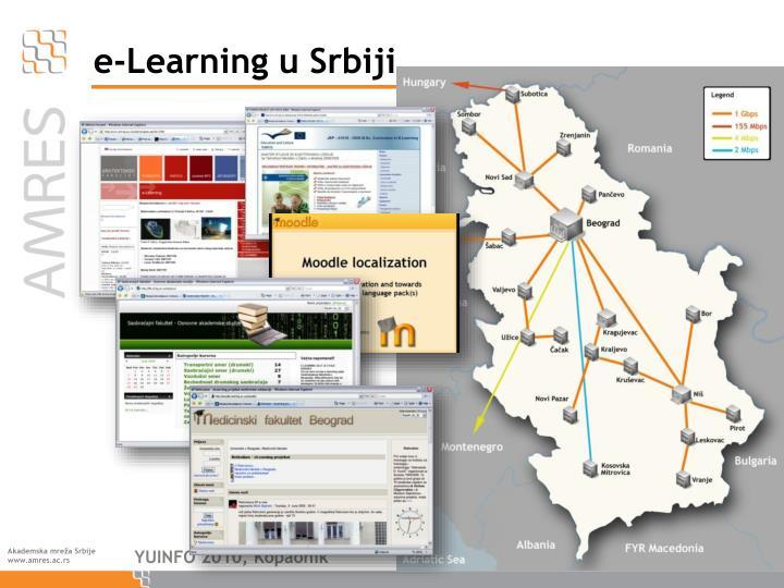 e-Learning u Srbiji